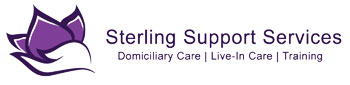 Sterling Support Services Mobile Logo